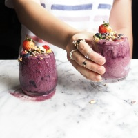 Superfood - Maquiberry            Smoothie